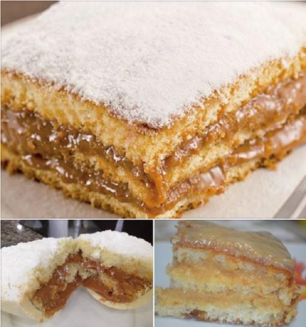 Como fazer bolo bem casado