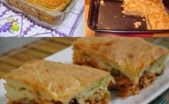 Receita de torta de liquidificador deliciosa
