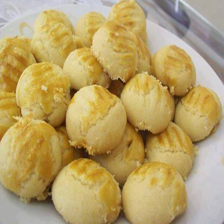 Veja como fazer essa receita maravilhosa de biscoitinhos salgados de queijo!