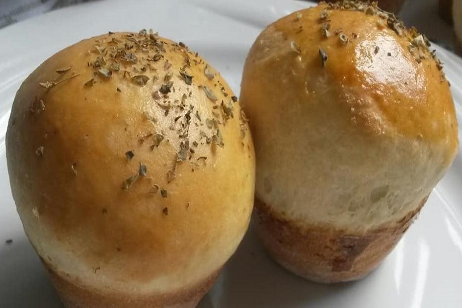 Pão de Cebola de Liquidificador